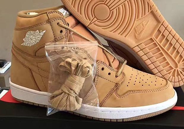 "c01f9efb204 Jordan Brand Is Releasing A ""Wheat"" Air Jordan 1 High"