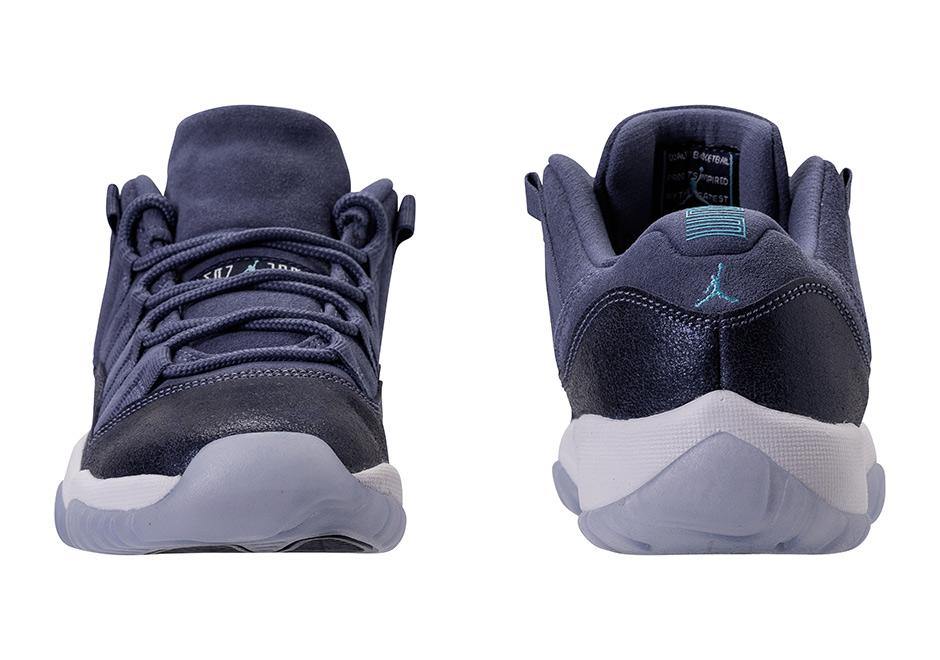 "Air Jordan 11 Low GG ""Blue Moon"" Release Date  April 22nd 01b49a3f7"