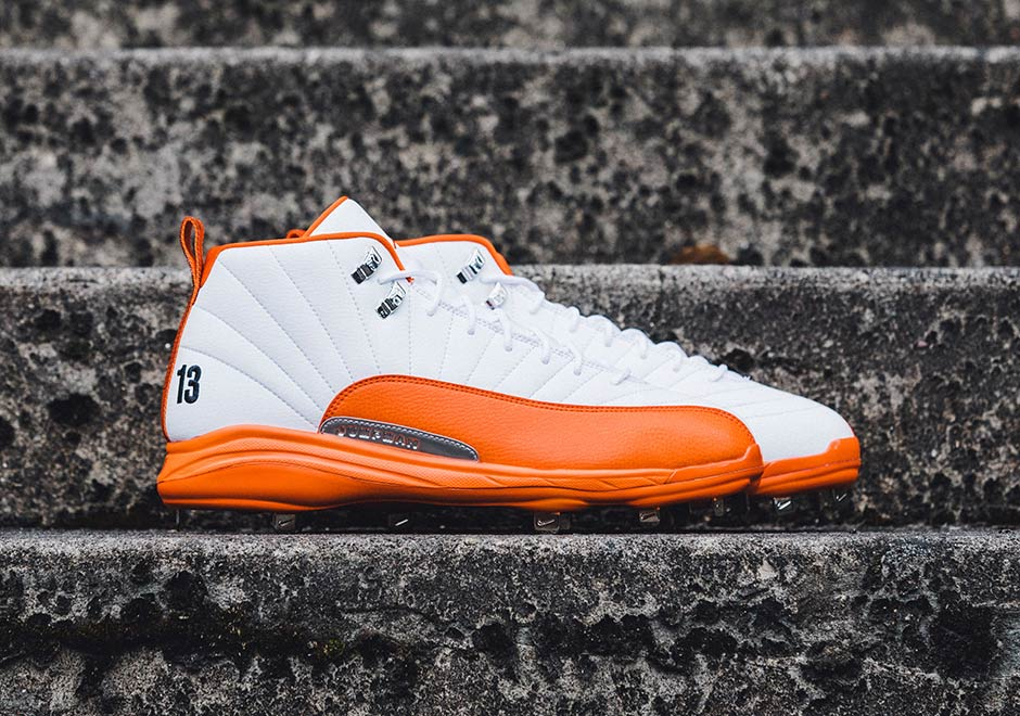 low priced 2ff69 2ff0a Check out the full Air Jordan 12 MLB Opening Day 2017 Collection below and  stay tuned for more updates right here on Sneaker News.