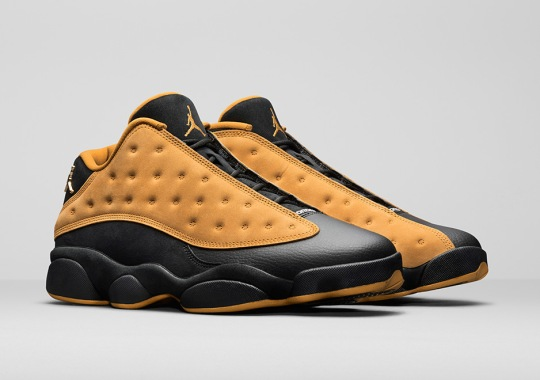 "Air Jordan 13 Low ""Chutney"" Releases On June 10th"