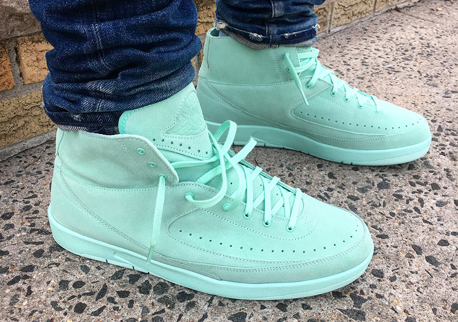 outlet store b920f 033c5 Air Jordan 2 Decon First Look | SneakerNews.com