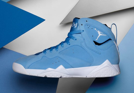 "Where To Buy The Air Jordan 7 ""Pantone"""