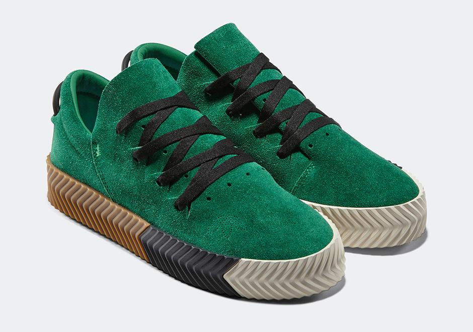 best service edf02 4ce4f alexander-wang-adidas-aw-skate-april-2017-colorways-