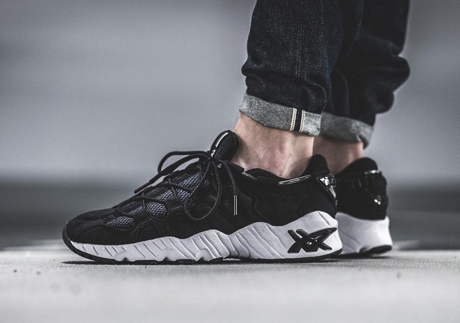 low priced c4978 fac3c ASICS GEL-Mai Black Royal | SneakerNews.com