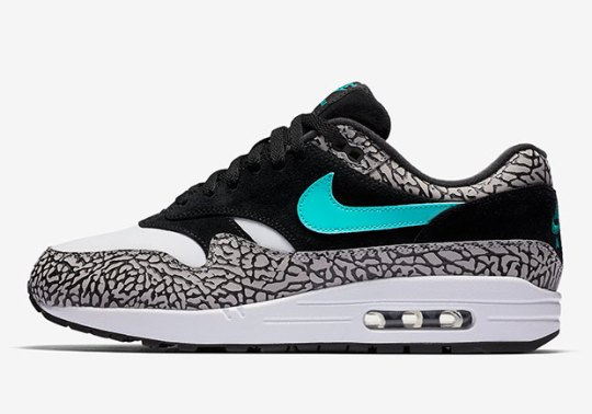 The atmos x Nike Air Max 1 Is Restocking At Barney's New York In Japan