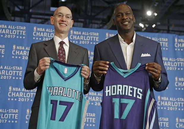 7cfd2aa2d7df The Charlotte Hornets Will Wear Jordan NBA Jerseys Beginning Next Season