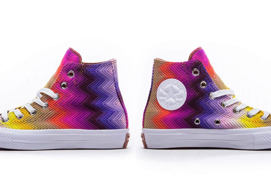 da080a3ce72d Advertisement. It s been awhile since we last saw Missoni and Converse ...