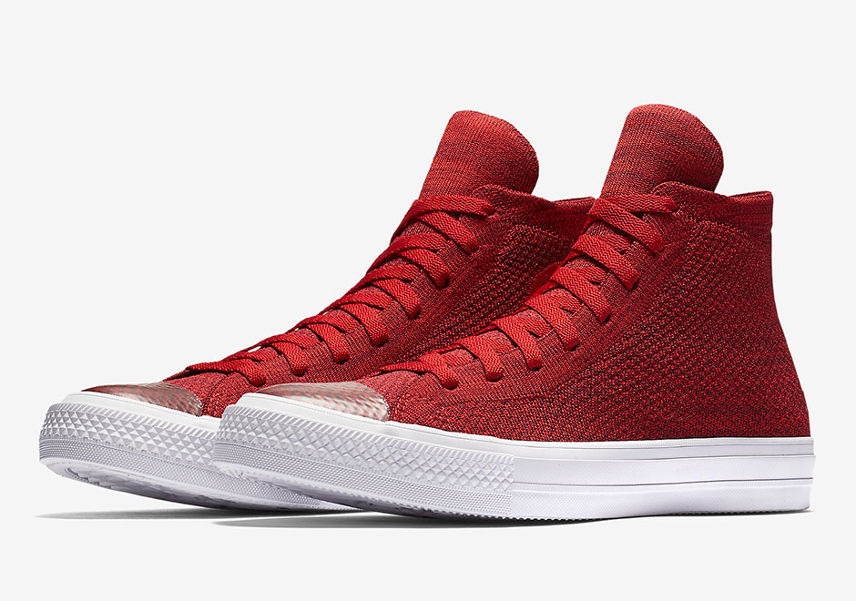 dd4503b31637a2 Converse Chuck Taylor All-Star Flyknit Global Release Date  April 27th