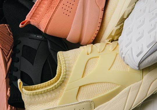 Diadora Joins The Modern Knit Sneaker Game With The Evo Aeon