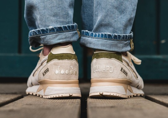 This Diadora N.9000 Is Inspired By The Classic TV Detective Columbo