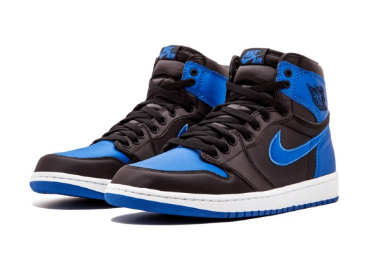 "Is The Air Jordan 1 ""Royal Satin"" Releasing In NYC Today?"