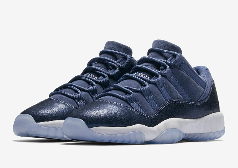 f723825fdce Jordan 11 Low Blue Moon Release Date Info | SneakerNews.com