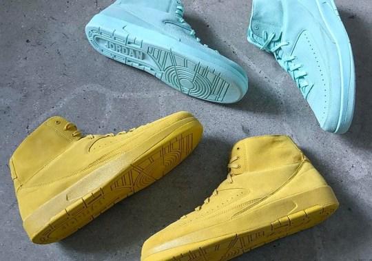 The Air Jordan 2 Will Get Deconstructed This Summer