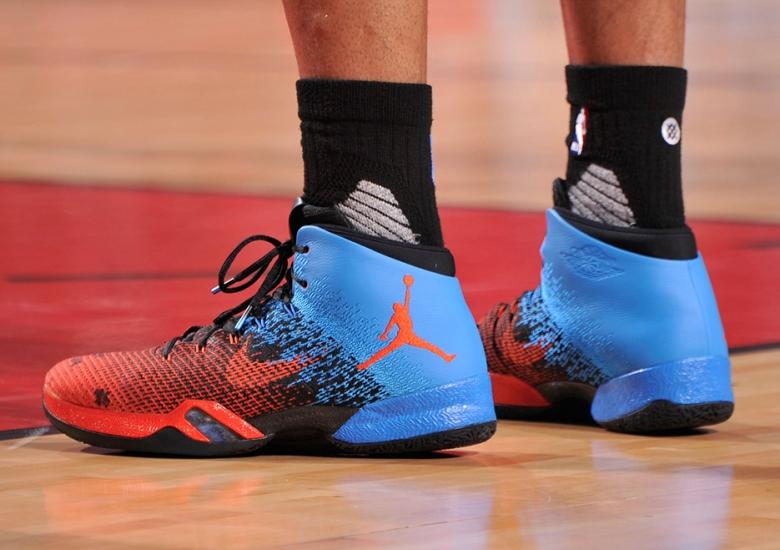 Air Jordan 31 Russell Westbrook PE Game 2 | SneakerNews.com