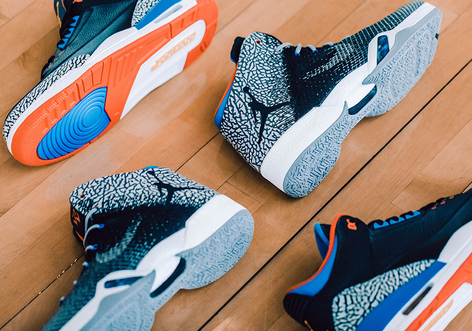 best sneakers 496fb f0ccf Jordan Brand Honors Russell Westbrook s Record-Setting Triple Double Season