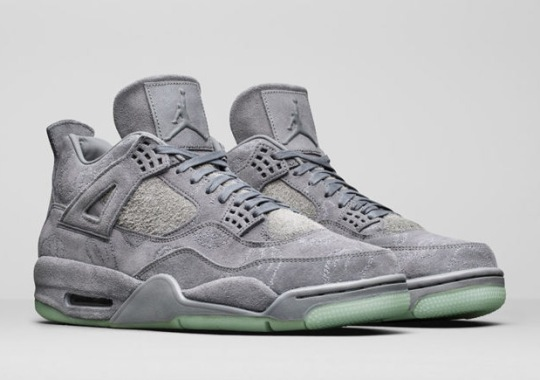 KAWS x Air Jordan 4 Releasing Via Lottery On KAWSOne.com
