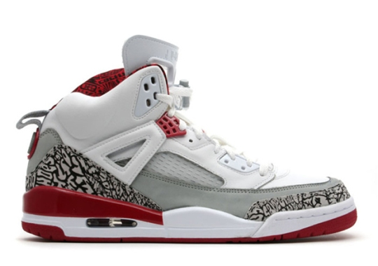 "The Original Jordan Spiz'ike ""Cement"" Colorways Are Returning This Summer"