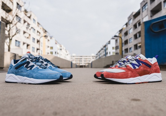 Karhu Presents Their Latest Retro Runner Collection For Spring