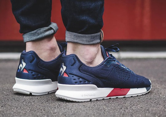 Le Coq Sportif Adds Engineered Mesh To The LCS R Pro
