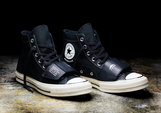 NEIGHBORHOOD And Converse Set To Release Collaboration This Week