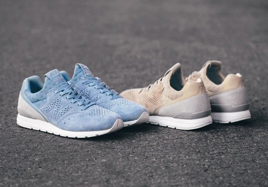 New Balance 696 Re-Engineered Returns In New Colorways