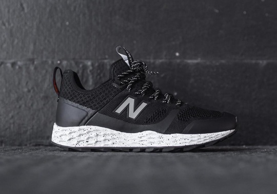 New Balance Trailbuster Fresh Foam Drops In Two Monochrome Colorways