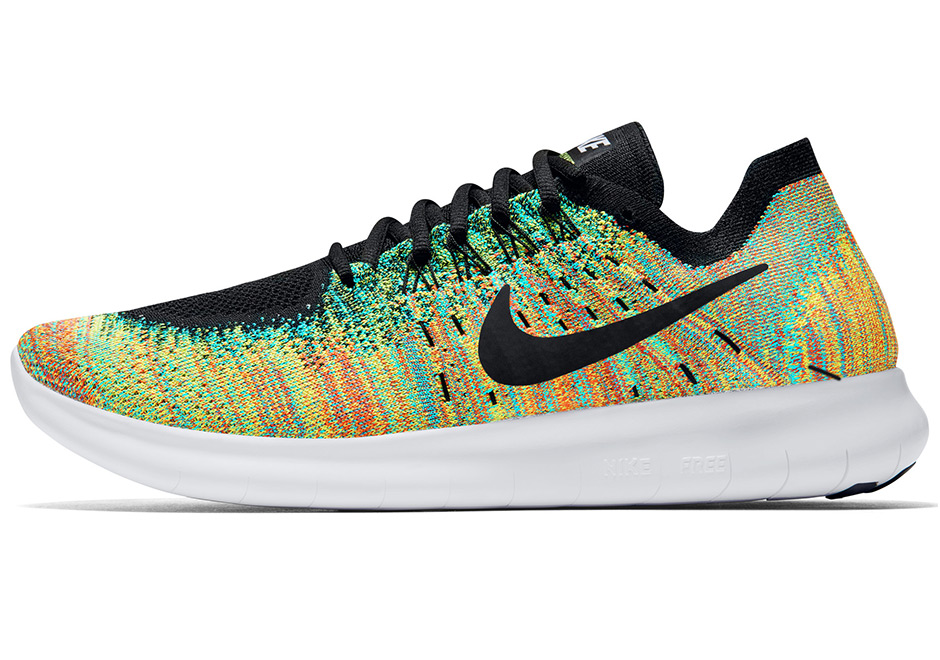 2b94fd6fd2d Release Date  Available Now Nike Free RN Flyknit 2017