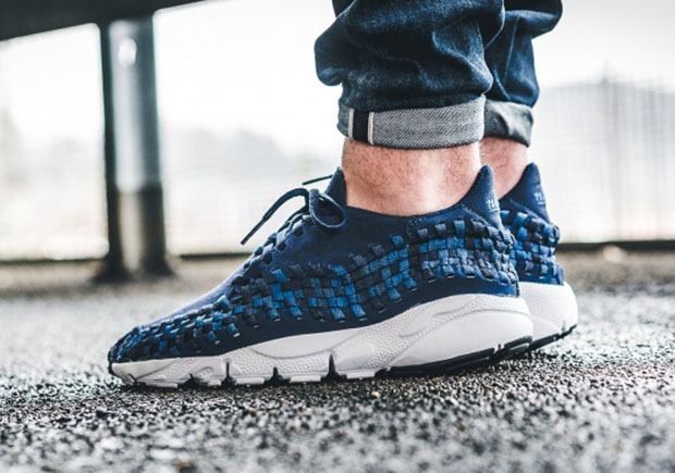 hot sale online e6480 62eaf New Colorways Of The Nike Air Footscape Woven Arrive For Summer