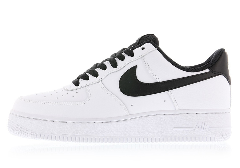 promo code e2491 22dbe Nike Air Force 1 White Black 820266-101 | SneakerNews.com