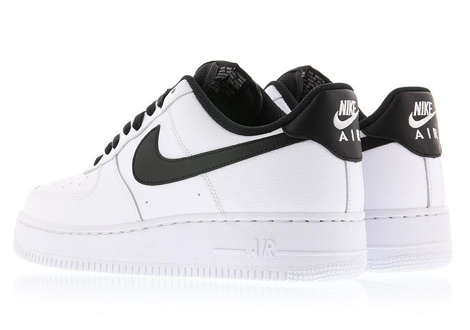 Nike Air Force 1 White Black 820266 101 |