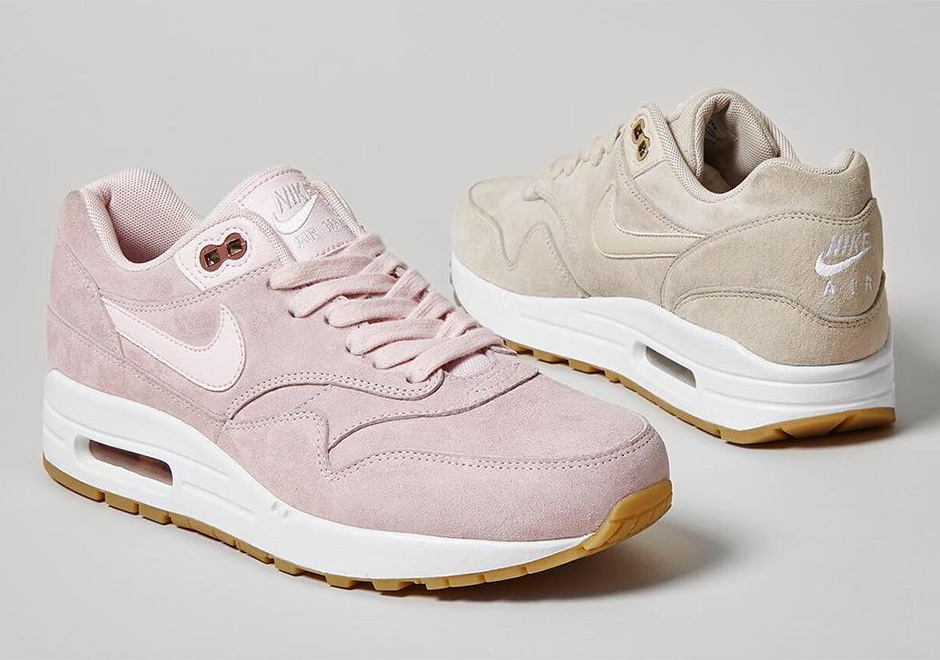 nike air max 1 sd oatmeal/with/gum light brown/oatmeal