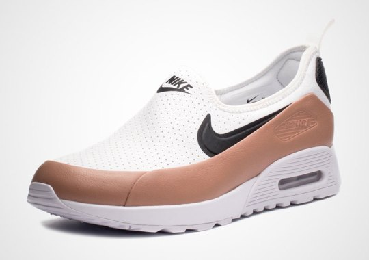 84376bca3fc0 ... Ultra 2.0 EZ. Nike Transforms The Air Max 90 Into A Slip-On Shoe