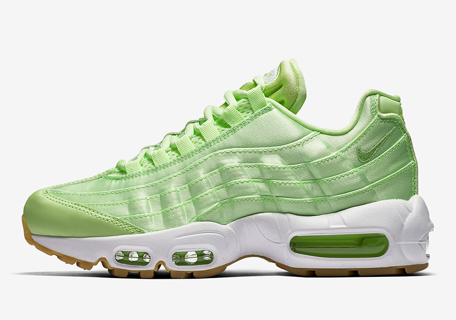 9100e03c03873 Nike Air Max 95 Liquid Lime 919491-300