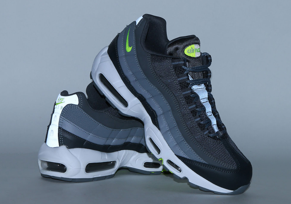 d74480198c0c2 Nike Air Max 95 Neon Remix 749766-019 | SneakerNews.com