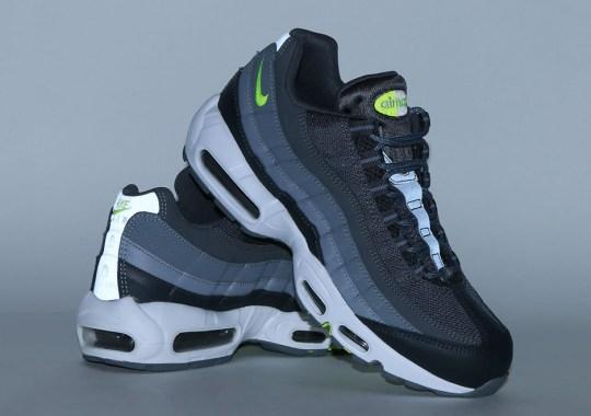 "Nike Remixes The Original ""Neon"" Air Max 95"