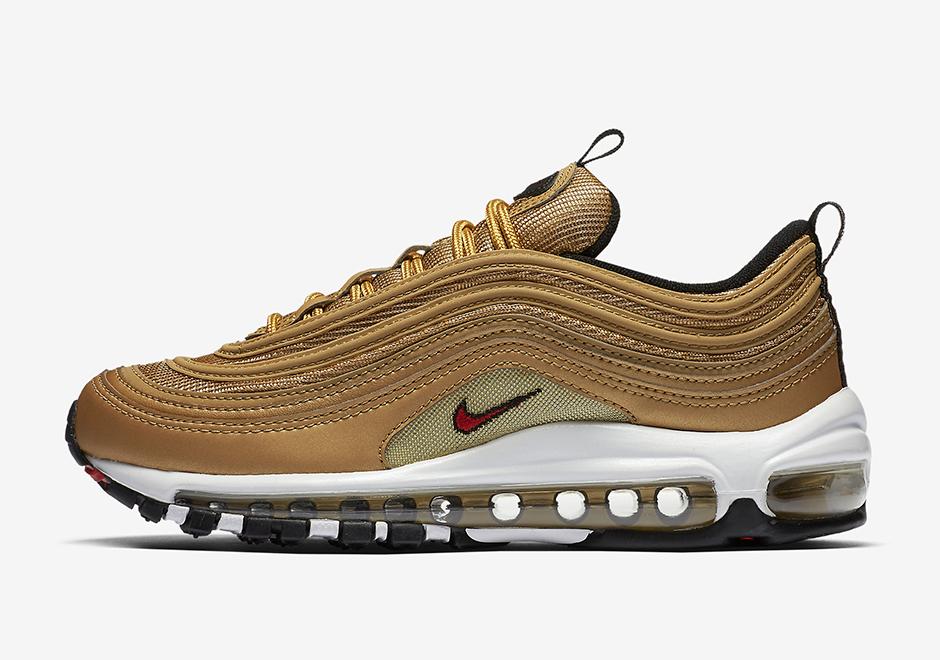 air max 97 gold donna