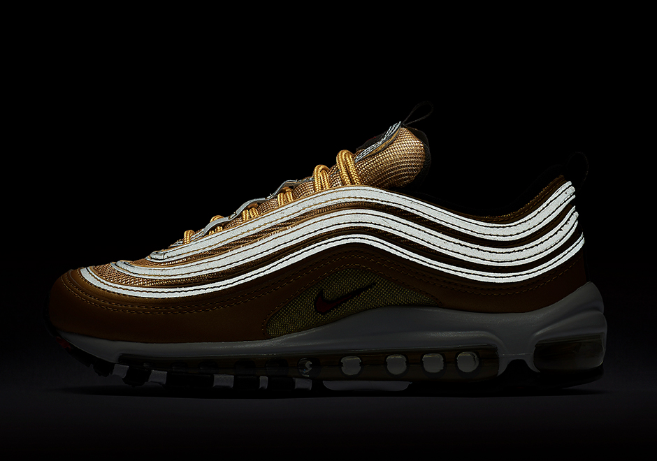 brand new f52eb 9e89f ... Nike Air Max 97 Metallic Gold Release Date SneakerNews.com ...