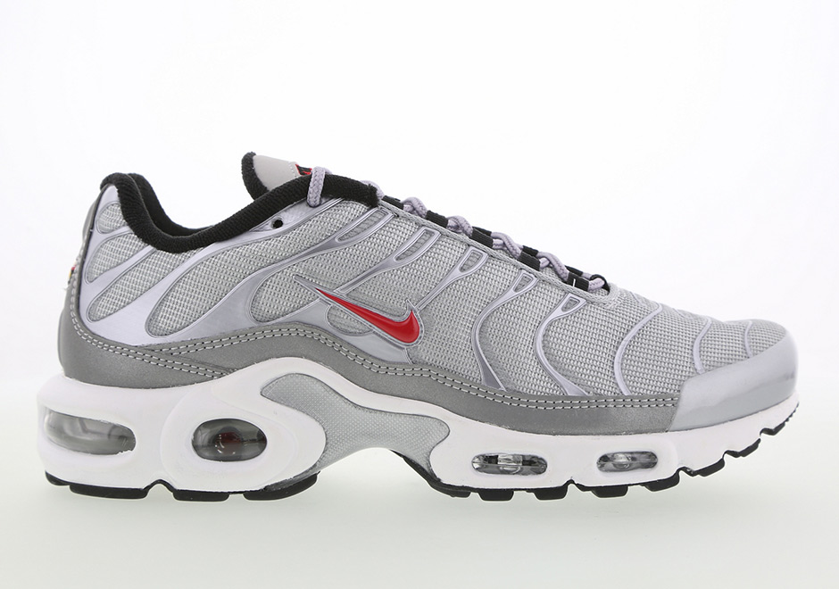 "6250b880d Nike Air Max Plus ""Silver Bullet"" Release Date  April 13th"