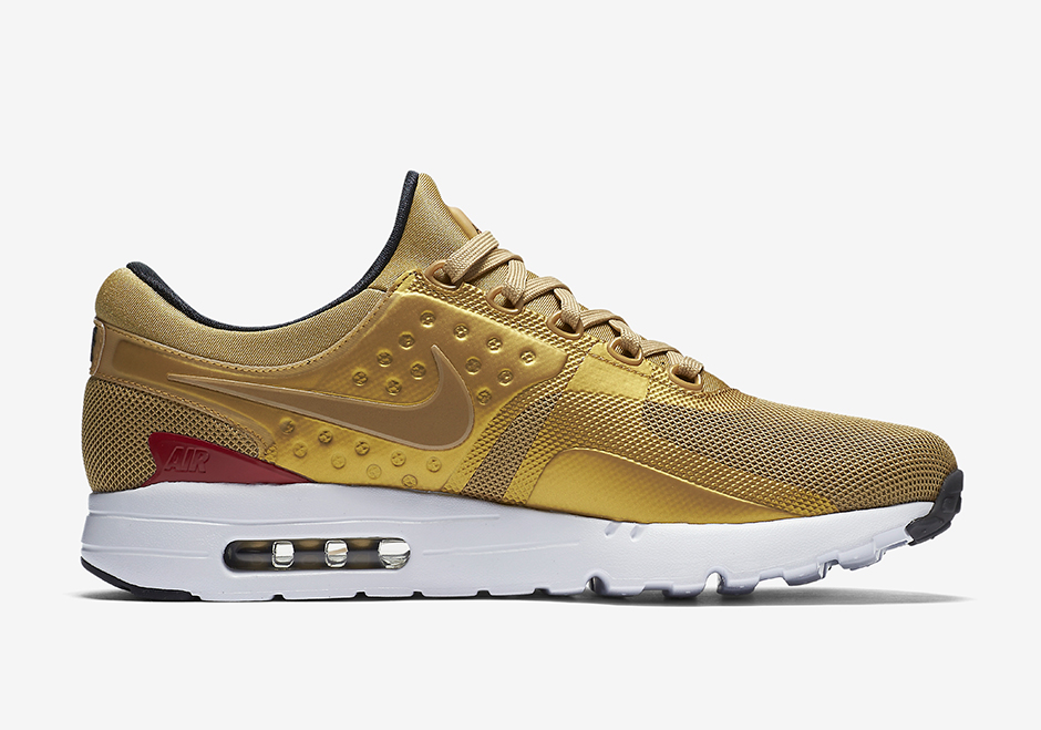 "Nike Air Max Zero ""Metallic Gold"" Release Date  May 18th b755a055f"