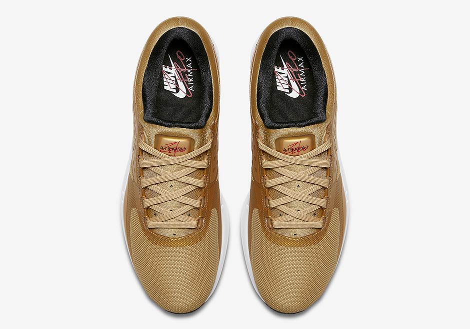 "Nike Air Max Zero ""Metallic Gold"" Release Date  May 18th e1e729a03"