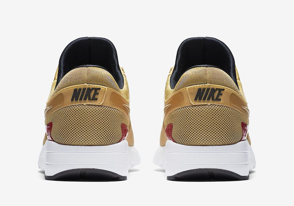Nike Air Max Zero Metallic Gold 789695-700  7c1001394