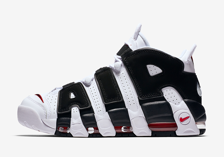 """check out 96a35 34a9a ... Nike Air More Uptempo """"Scottie Pippen"""" Release Date June 29th, 2017."""