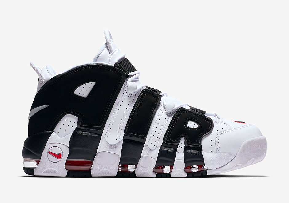 sells hot sale online cheapest Nike Air More Uptempo Scottie Pippen PE | SneakerNews.com