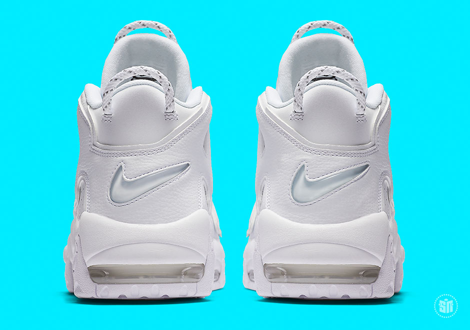 Nike Air More Uptempo White 921948-100  498284499