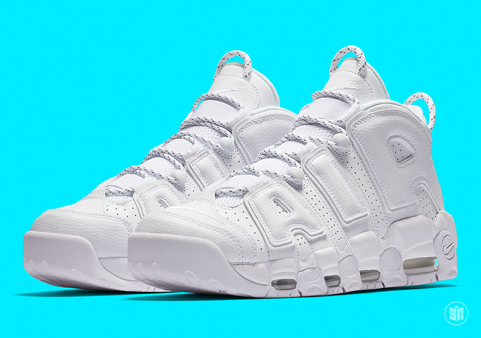 8fd7172559565 Nike Air More Uptempo White 921948-100