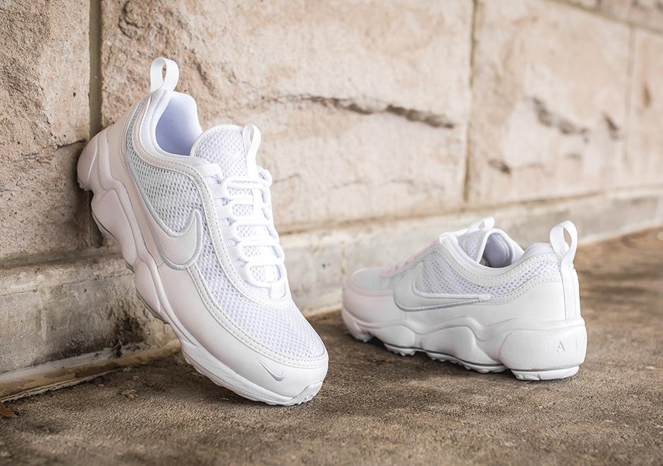 d9cfc617d128 Nike Zoom Spiridon Ultra Triple White