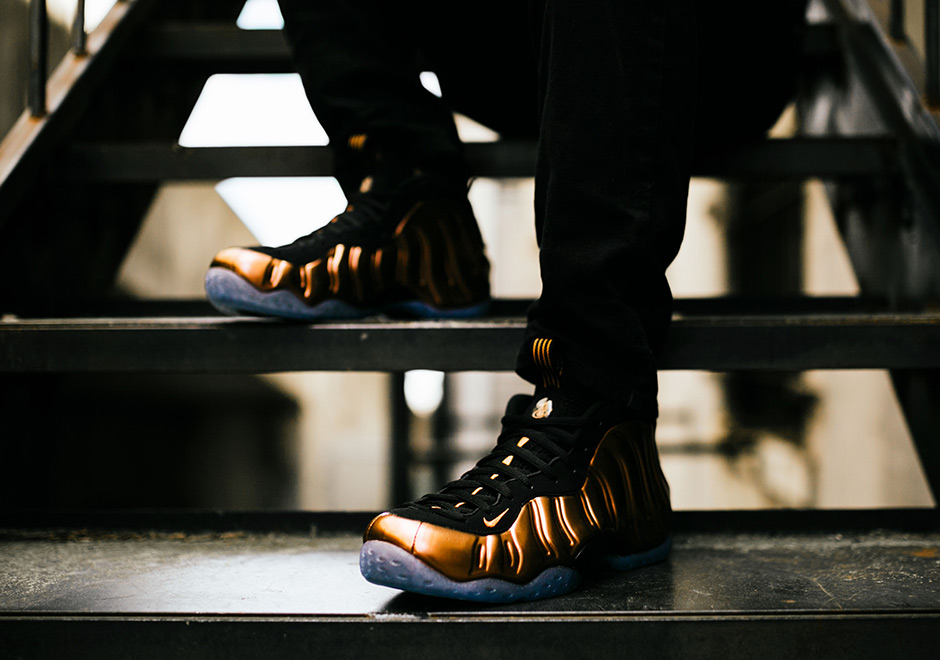 """The Nike Air Foamposite One """"Copper"""" Releases On April 17th"""