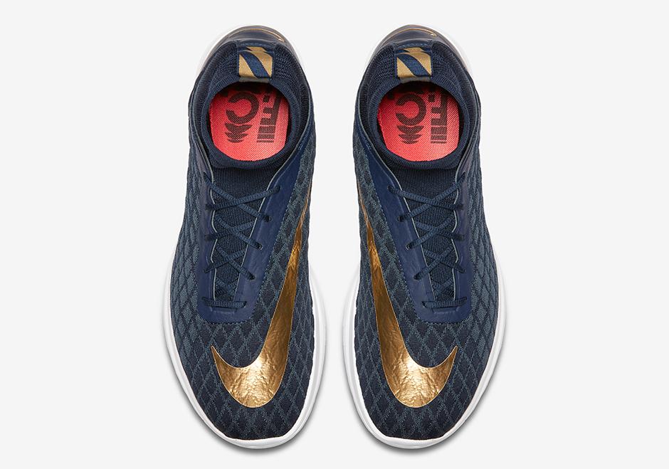 huge selection of db690 073ba Nike Free Hypervenom III Flyknit - 898029-400 | SneakerNews.com
