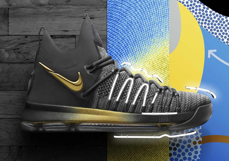 "8e540e5a0e4c Nike KD 9 Elite ""Flip The Switch"" Release Date  May 5th"