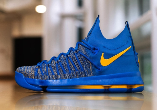 Nike Basketball Welcomes Back Kevin Durant With New Nike KD 9 Elite PE